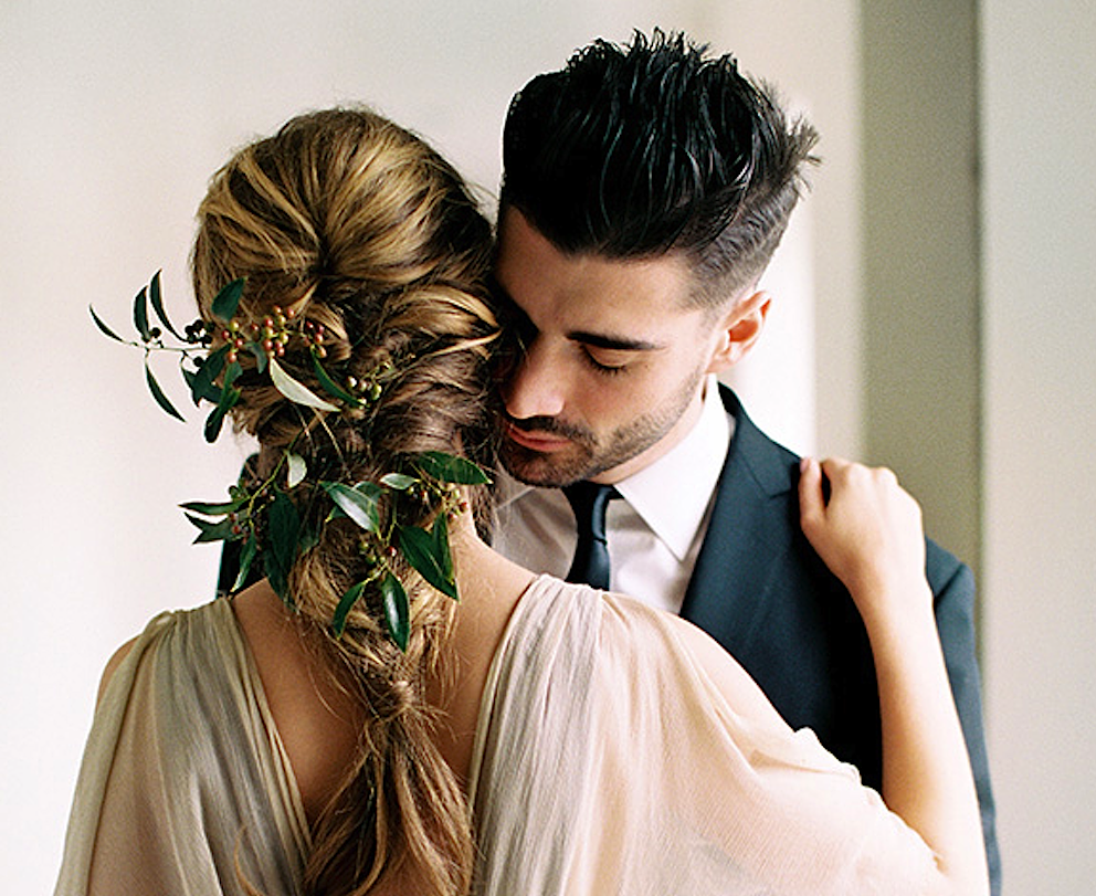Groom Hairstyle For Wedding