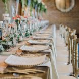 Renting or buying the tablecloths- better ideas